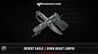 CF Desert Eagle Born Beast Limpid