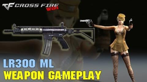 CrossFire - LR300 ML - Weapon Gameplay