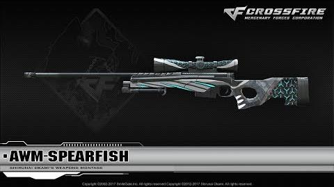 CrossFire China AWM-Spearfish