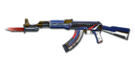 AK47 KNIFE DMZ 9TH NOMARK