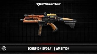CF - Scorpion EVO3A1 - Ambition