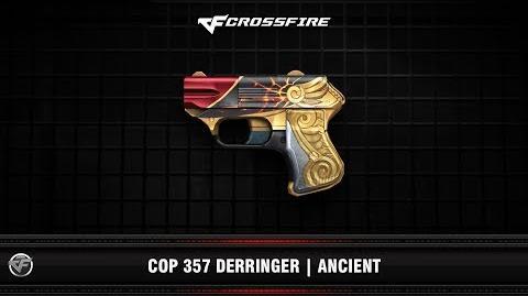 CF COP 357 Derringer Ancient