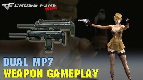CrossFire - Dual MP7 - Weapon Gameplay