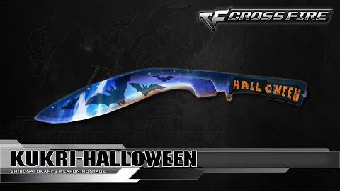 CrossFire Vietnam - Kukri-Halloween ☆
