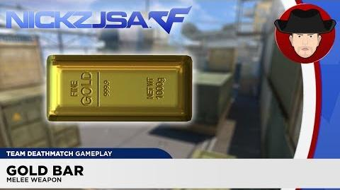 Gold Bar CROSSFIRE Indonesia 2