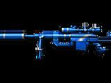 CheyTac M200-Platinum Blue
