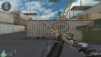 AK47 SE No Steam Knife