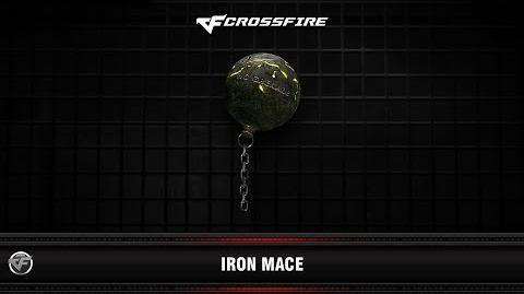 CF Iron Mace