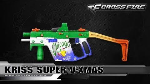 CrossFire Vietnam Kriss Super V-Xmas ☆