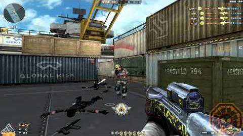 Cross Fire China CR-21 Neon GamePlay!
