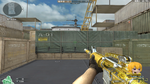 M4A1 S JEWELRY NOBLE GOLD HUD BETA