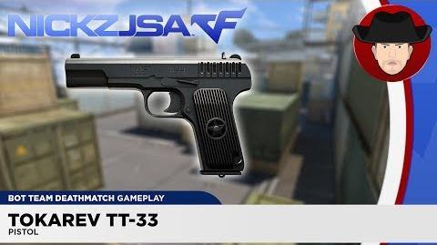 Tokarev TT-33 CROSSFIRE Russia 2