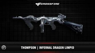 CF Thompson Infernal Dragon Limpid