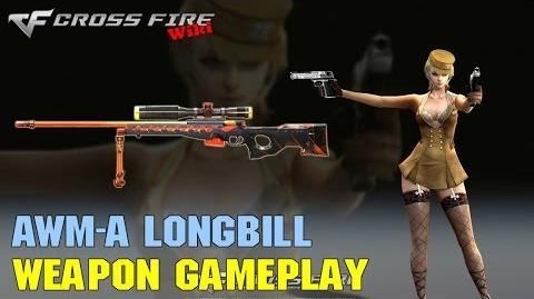 CrossFire - AWM-A Longbill - Weapon Gameplay