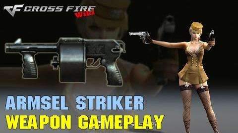 CrossFire - Armsel Striker - Weapon Gameplay