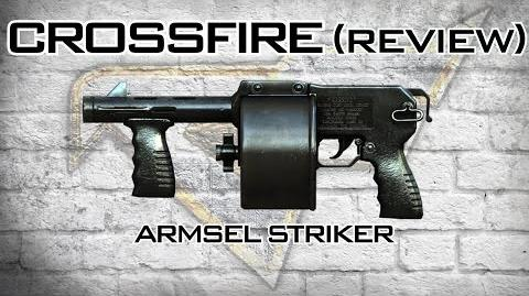 CrossFire - Armsel Striker Review