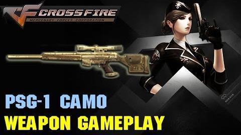 CrossFire VN - PSG-1 Camo