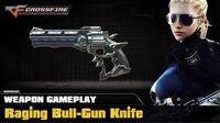 CrossFire VN - Raging Bull-Gun Knife