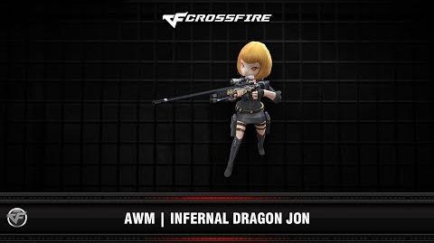 CF AWM Infernal Dragon Jon