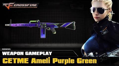 CrossFire VN - CETME Ameli Purple Green