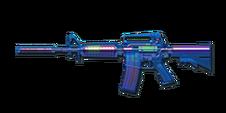 M4A1-S Water Gun 1
