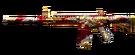 M4A1-XS Ancient Dragon