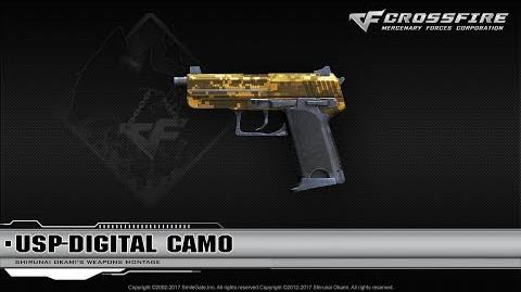 CrossFire China USP-Digital Camo