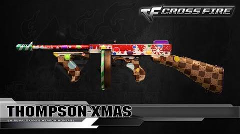CrossFire Vietnam - Thompson-Xmas ☆