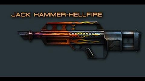 Cross Fire China Jack Hammer-HellFire Review !