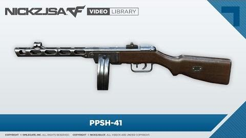 PPSh-41 CrossFire 2