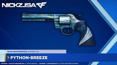 Python-Breeze CROSSFIRE Indonesia 2