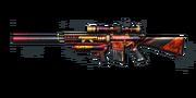 SR25 BurningShot