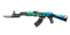 AK47 Knife TurtleShell