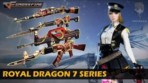 CrossFire China Royal Dragon 7 Series Showcase