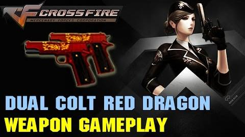 CrossFire VN - Dual Colt Red Dragon