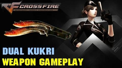 CrossFire VN - Dual Kukri