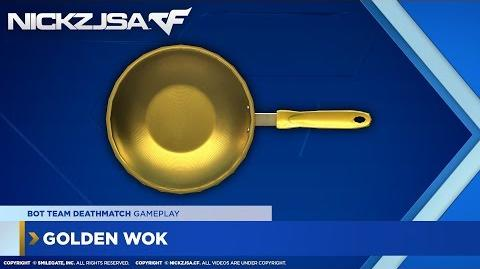Golden Wok CROSSFIRE China 2.0