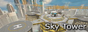 SKY TOWER ICON