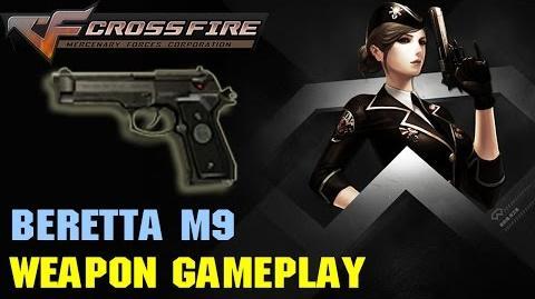 CrossFire VN - Beretta M9