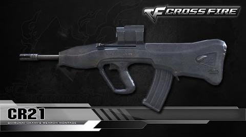 CrossFire Vietnam CR-21 ☆-0