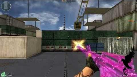 Russian CrossFire M4A1-S Pink Crystal Review!
