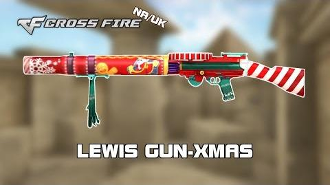 CF NA UK Lewis Gun-Xmas review by svanced