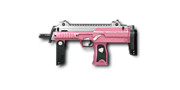 SMG MP7-Pink
