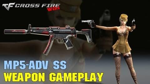 CrossFire - MP5-Adv SS - Weapon Gameplay