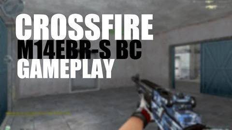CrossFire M14EBR-S BC Gameplay HD ll 10DarkGamer