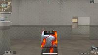 QBZ95 S Volcano Iron Sight
