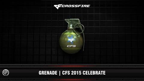 CF Grenade CFS 2015 Celebrate