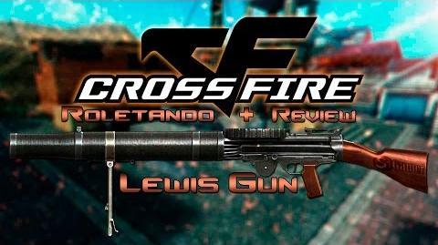CrossFire - Roletando + Review da Lewis Gun - 7 - SG