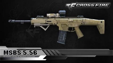 CrossFire Russia 2.0 MSBS-5