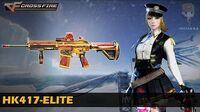 CrossFire Vietnam HK417-Elite